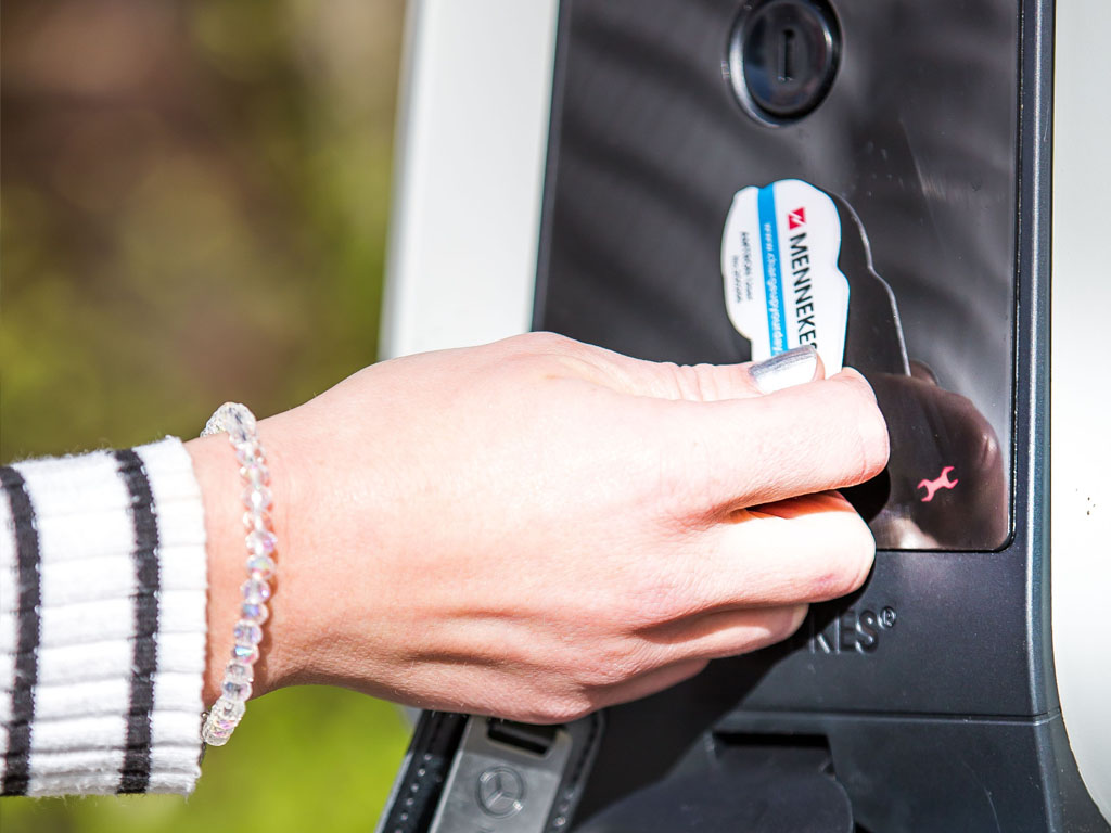 EV charging solutions for your business