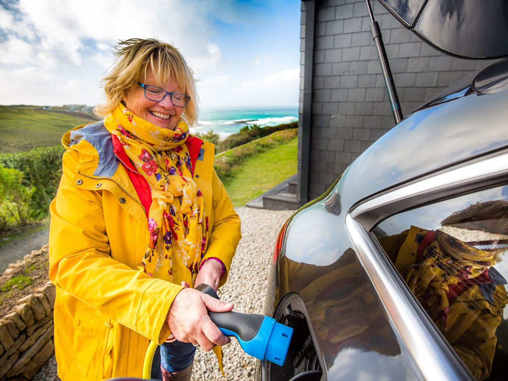 EV charging solutions for your Hospitality